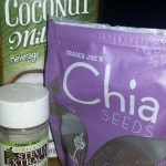 coconut chia seed recipe
