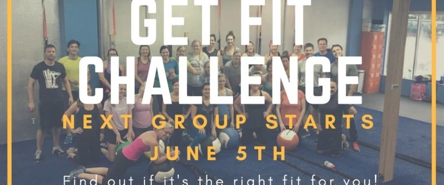 4 Week Get Fit Challenge